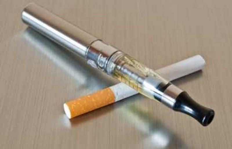 побочные эффекты от электронной сигареты