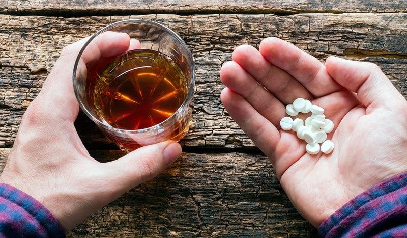 Анаприлин и алкоголь совместимость