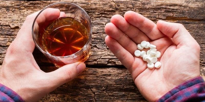 Спазмалгон и алкоголь совместимость