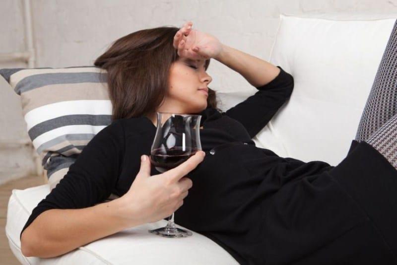 что делать если жена пьет