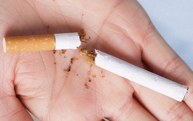 как не начать курить снова