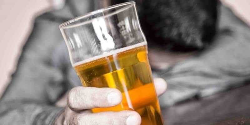 отравление пивом симптомы