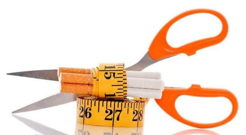 почему когда бросаешь курить набираешь вес