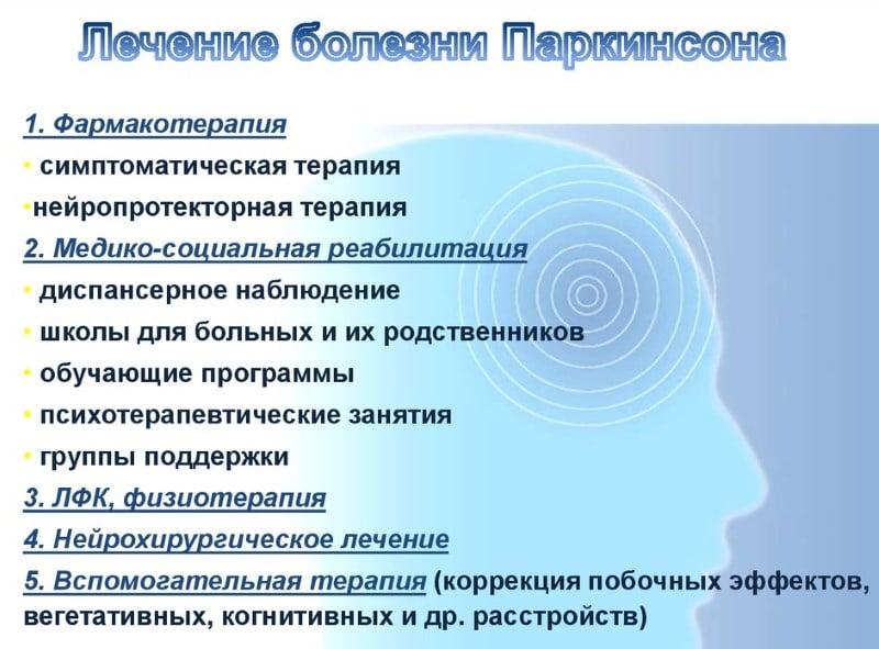 спиртное при синдроме Паркинсона