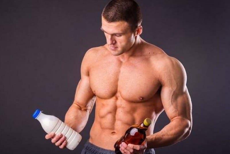 как алкоголь влияет на мышцы