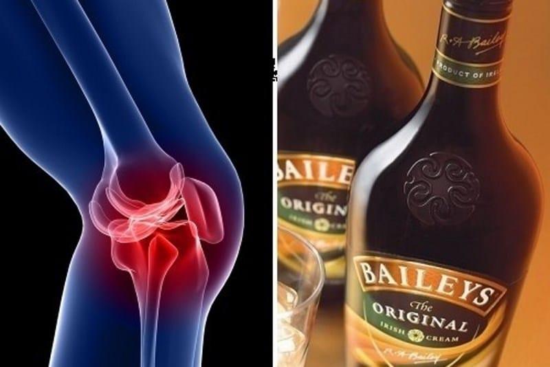 почему болят суставы после алкоголя