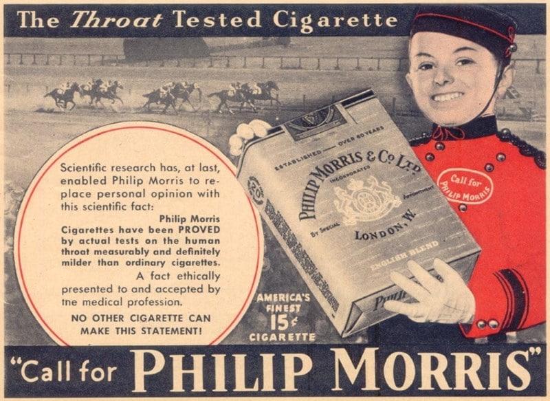 разновидности сигарет Парламент