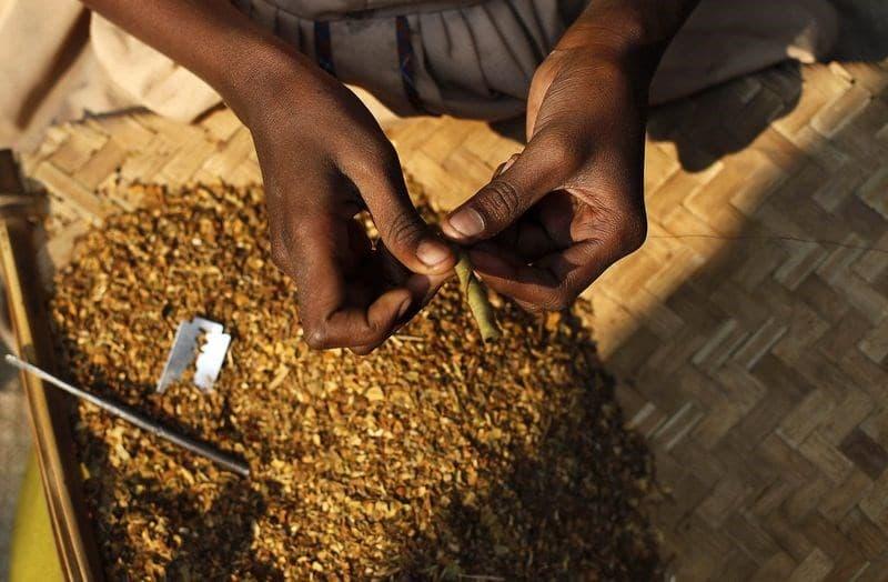 индийские сигареты
