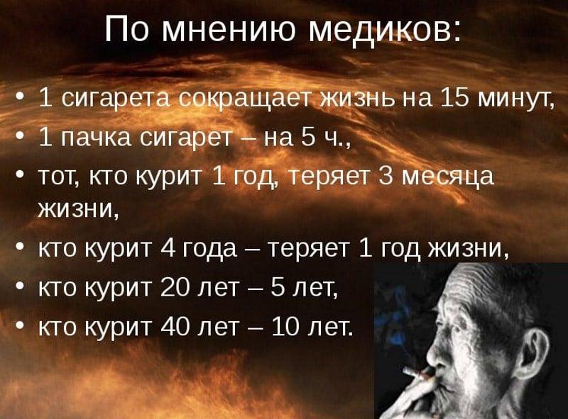 безопасное курение