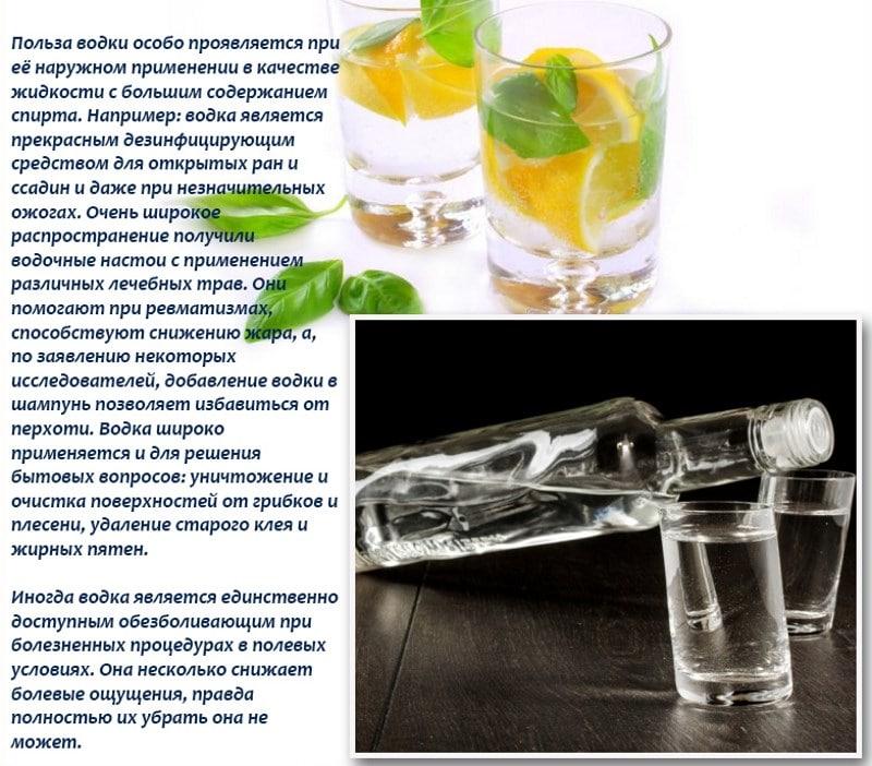 из чего сделана водка