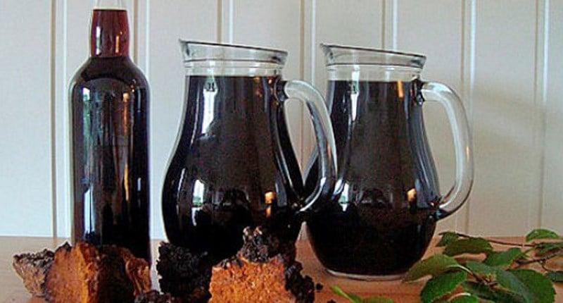 настойка чаги на водке применение что лечит и как употреблять