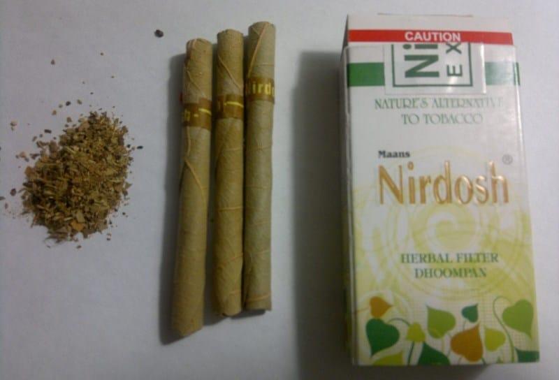 альтернатива курению