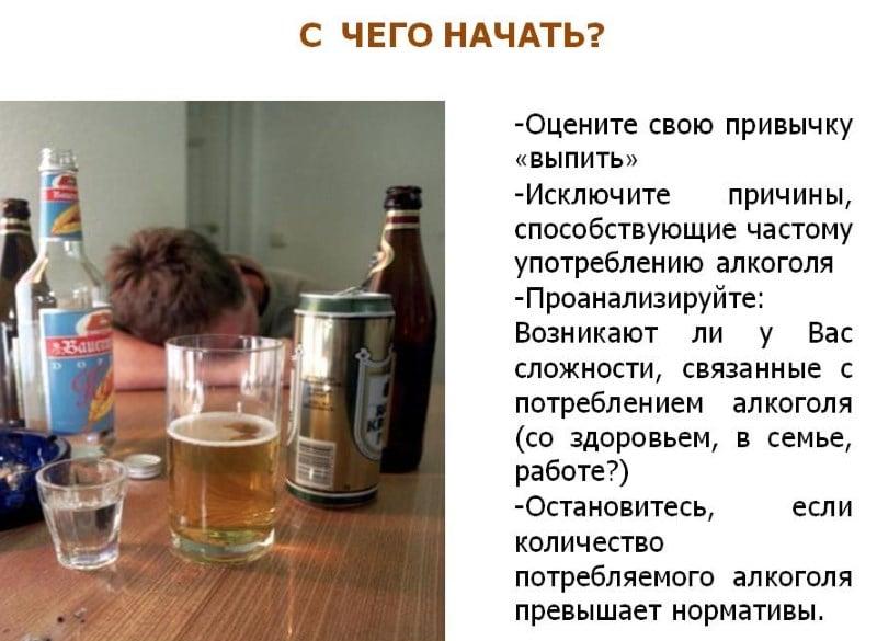 что такое злоупотребление спиртным