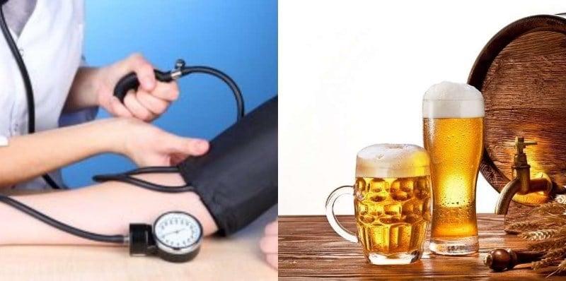 алкоголь и гипертония совместимость