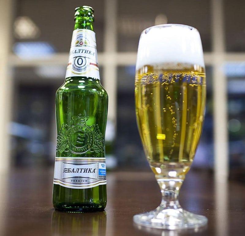 из чего делают безалкогольное пиво