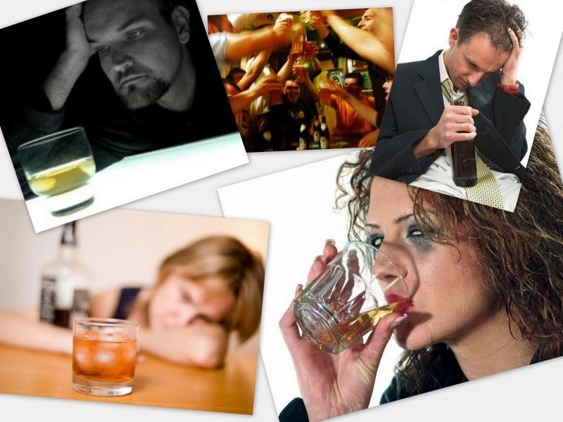 как умирают алкоголики