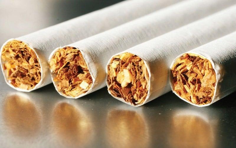 кто завез табак в Россию