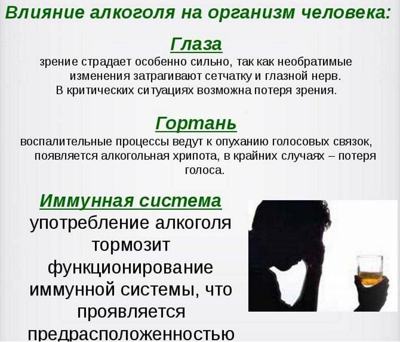 быстро снять отеки с глаз после алкоголя